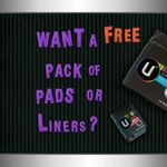 Free Kotex Pad/Liner 8-30 Pack @ Coles on 8 Mar (Flybuys Required)