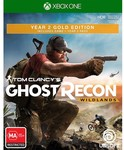 [XB1, PS4] Tom Clancy's Ghost Recon: Wildlands Year 2 Gold Edition - $19 @ EB Games