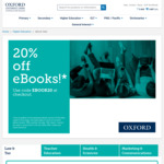 25% off eBooks @ Oxford University Press