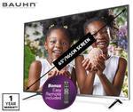 "BAUHN 65'' Ultra HD Smart TV $799 | Bluetooth Headphones $39.99 | 45"" Full HD TV $333 | Nokia 5.1 $199 + Full Catalogue @ ALDI"