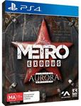 [PS4] Metro: Exodus Aurora Limited Edition $89 @ JB Hi-Fi