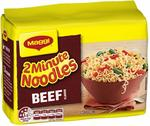 MAGGI 2 Minute Noodles, 5 Pack $1.97+ Delivery (Free w/ Prime) @ Amazon AU