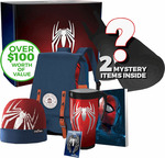 Spider-Man Collector Box EB Exclusive - $39 (Normally $78) - C&C or + Delivery @ EB Games