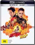 Ant-Man And The Wasp & Other Marvel Movies (4K Ultra HD + Blu-ray) - $17.49 + Delivery (Free with Prime/ $49 Spend) @ Amazon AU