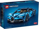 LEGO Technic Bugatti Chiron Supercar (42083) £215.99 shipped (~AU $395.78) @ IWOOT