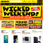 Extra 5% off Storewide (Some Exclusions) @ JB Hi-Fi