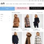 Coats Reduced to $40 (RRP $100+) + Free Shipping @ Dotti