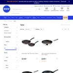 50% off Tefal Hard Titanium+ Frypans Range (From $39.50) @ Big W