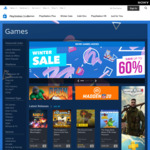 25% off @ PlayStation Store