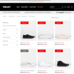 Volley Revivals Canvas Sneakers 50% off, Starting $35 (Free Shipping over $59.95 Spend) @ Volley