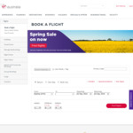 Sydney-London (LHR) Economy $1365 Mid-Dec / Mid-Jan @ Virgin Australia / Virgin Atlantic