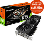 Gigabyte NVIDIA GeForce RTX 2070 SUPER Windforce - $756 Delivered @ Futu Online eBay
