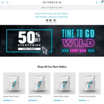 MyProtein 51% off Site Wide OzBargain Exclusive. Free Gift + Free Shipping with $150+ Spend