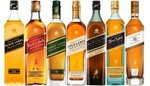 Johnnie Walker Bundle Deal (Pack of 7 Whisky / Scotch Whiskies) $465 @ Liquorland