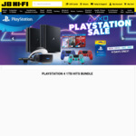 PlayStation 4 1TB Hits Bundle $329 C&C /+ Delivery @ JB Hi-Fi