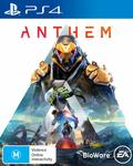 [PS4] Anthem $4 + Delivery (Free with Prime / $39 Spend) @ Amazon AU