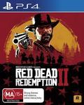 [PS4, XB1] Red Dead Redemption 2 $39 Delivered @ Amazon AU