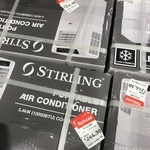 [NSW] Stirling Portable Air Conditioner (Was $349) $244.30 @ ALDI Ashfield