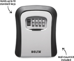 Delta Keyless Wall Safe $16.99 @ ALDI Special Buys