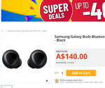 Samsung Galaxy Buds: Black $138; Yellow $148; White $140; Silver $139 +$15 Del (HK) @ TecoBuy (P/B Blk $145.35; Wh $147.25 @ OW)
