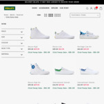 Volley International Canvas Shoes $29 + Delivery (Free over $59 Spend) @ Volley