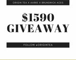 Win a Home Brew Ice Tea Prize Pack Worth $1,590 from Origin Tea