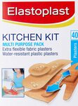 Elastoplast Kitchen Kit (40) $3.59/ $3.23 S&S | Fabric Plasters (100) $7.52/ $6.77 S&S + Postage ($0 w/Prime/$39 Spend) @ Amazon
