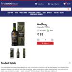 Ardbeg Uigeadail $119 C&C @ First Choice Liquor