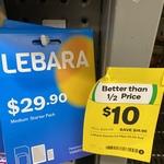 Lebara Medium Starter | Unlimited AUS Cals & Text | $10 (Was $29.90) @ Woolworths