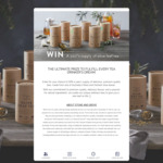 Win a Year's Supply of Olive Leaf Tea Worth $800 from Stone and Grove