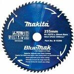 Makita 255mm 64T BlueMak Mitre Saw Blade $64.99 (Was $89.00) @ Bunnings