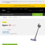 Dyson V8 Origin Vacuum $539 (RRP $749.00) @ Dyson
