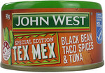 John West Spiced Taco Tuna 90g $0.50 @ The Reject Shop