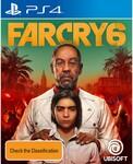 [PS4, XB1, Pre Order] Far Cry 6 $69 + Delivery @ Big W