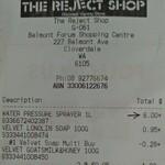 [WA] Velvet Soap Multi Buy 3 for $2 @ The Reject Shop (Belmont)