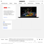 [UNiDAYS] Extra 5% off Sitewide at Lenovo