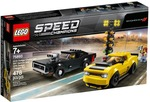 LEGO Speed Champions 2018 Dodge Challenger SRT Demon and 1970 Dodge Charger R/T 75893 $34.99 + del (Free w Kogan First) @ Kogan