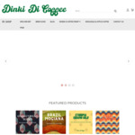 40% off Sitewide @ Dinki Di Coffee