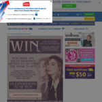 Win 1 of 15 Delta Goodrem Experiences for You and a Friend Including Meet and Greet with Chemist Warehouse