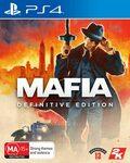 [PS4] Mafia: Definitive Edition $39 Shipped @ Amazon AU