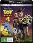 Toy Story 4 (4K Ultra HD + Blu-Ray) $9.79 + Delivery ($0 with Prime/ $39 Spend) @ Amazon AU