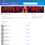 [NSW] All Remaining Tickets to Pippin at The Lyric Theatre in Sydney - $69 + $9.20 Fee @ Ticketmaster