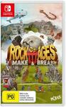 [Switch] Rock of Ages III $29 + Delivery or C&C @ JB Hi-Fi