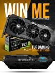 Win an ASUS TUF Gaming GeForce RTX 3080 GPU Worth $1,799 from Scorptec
