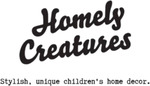 Buy 1 Get 1 Free Children's Interior Product from $5.87: Cushions, Pillowcases, Blankets + Post ($0 with $49) @ Homely Creatures