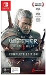 [Switch] Witcher 3 (VIC & SA), Borderlands, Xenoblade & More $30 Each + Delivery (C&C/ in-Store) @ BIG W