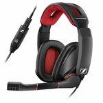 EPOS Sennheiser GSP 350 7.1 Surround Sound USB Closed Back Gaming Headset $49 + Delivery ($0 C&C) @ Mwave