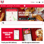 Free Large Kentucky Fried Donuts with Any Shared Meal Purchase When Ordering Delivery via App (Excludes TAS, SA & WA) @ KFC
