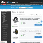 Save 10% off Sitewide Suspension, Brakes, Engine Parts & More (Exclude Clearance Items & Quotes) @ Online Auto Parts