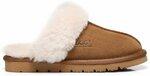 UGG Australian Shepherd Chestnut Muffin Slipper $34.95 + Delivery @ OZSALE